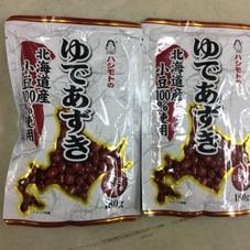 ゆであずきレトルト 100円(税抜)