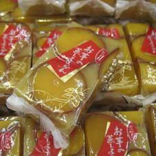 お芋の蒸し羊かん 158円(税抜)