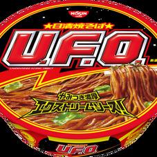 日清焼そばU.F.O 98円