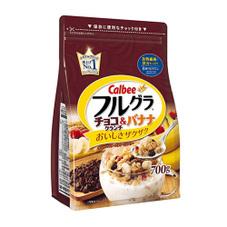 フルグラ チョコクランチ&バナナ 597円(税抜)
