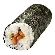 手巻寿司梅しそ納豆 108円