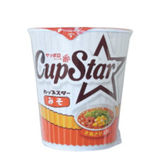 カップスター 味噌 85円(税抜)