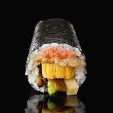 【予約】九州産玉子と活〆煮穴子の和風巻【M0011】 380円(税抜)