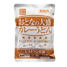 おとなの大盛りカレーうどん 197円(税抜)