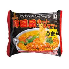 韓国風ホット&サワーうま辛 198円(税抜)
