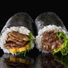 【予約】この華牛 食べ比べ!肉巻 980円(税抜)