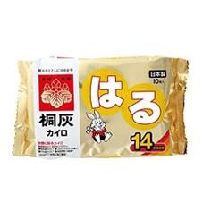 桐灰カイロ はる・貼らない 10P 258円(税抜)