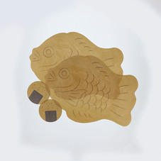 ランチョンマット・コースターセット(たい焼き) 300円(税抜)