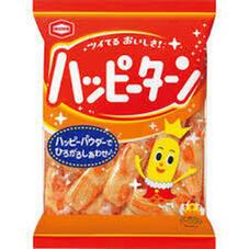 ハッピーターン 158円(税抜)