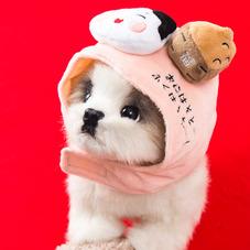 ペットかぶりもの(福豆とお福) 300円(税抜)