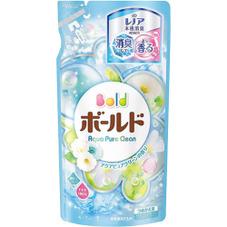 ボールドジェルフレッシュピュアクリーンの香り 178円(税抜)