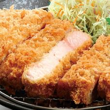柔らか仕立ての三元豚ローストンカツ 398円(税抜)