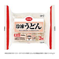 冷凍うどん 108円(税抜)