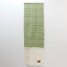 ボーダーセパレートカーテン(GR) 300円(税抜)