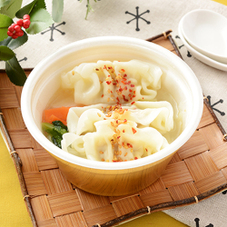 餃子と野菜の中華スープ 399円