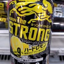 キリンザストロングレモン 95円(税抜)