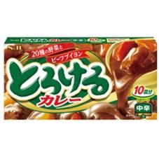 とろけるカレー中辛 97円(税抜)