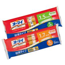 結束スパゲッティ(1.5mm、1.7mm) 158円(税抜)