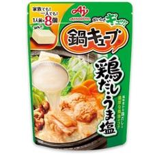 鍋キューブ 鶏だし・うま塩 198円(税抜)