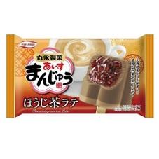 あいすまんじゅうほうじ茶ラテ 88円(税抜)
