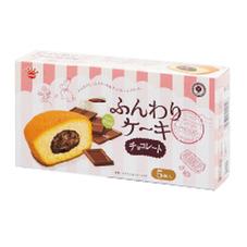 ふんわりケーキ(チョコ) 92円(税抜)
