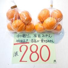 みかん 280円