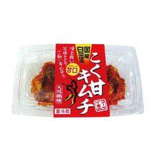 こく甘キムチ 158円(税抜)