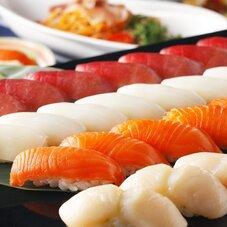 人気のにぎり寿司 399円(税抜)