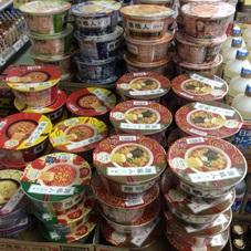 麺職人(醤油.味噌.柚子しお.担々麺.とんこつ) 100円(税抜)