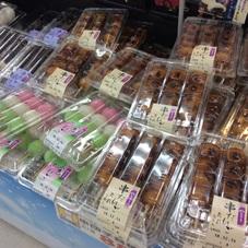 串だんご(たれ.つぶあん) 88円(税抜)