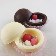 ☆カプセルチョコレート型☆ 100円(税抜)