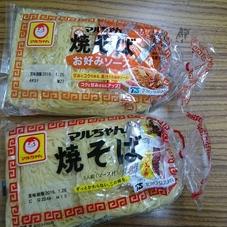 マルちゃん焼きそば各種 108円(税抜)