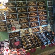 チョコレート.ビターチョコレート 78円(税抜)