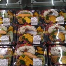 まごころ弁当 498円(税抜)