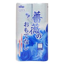 薔薇のおもてなし12ロールダブル 257円(税抜)
