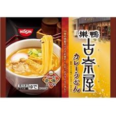 古奈屋カレーうどん 185円(税抜)