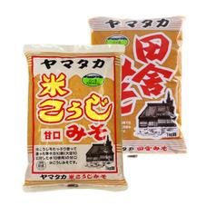 米こうじ・特撰田舎みそ 247円(税抜)