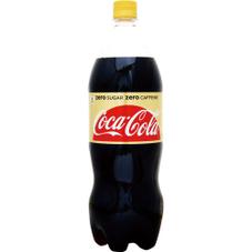 コカ・コーラゼロカフェイン 98円(税抜)
