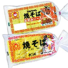 焼きそば、焼きそばお好みソース味 128円(税抜)