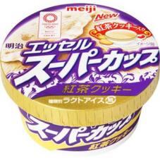 エッセル スーパーカップ 紅茶クッキー 88円(税抜)