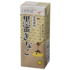 ことりっぷ豆乳 黒蜜きなこ 88円(税抜)