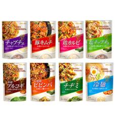韓の食菜(各種) 198円(税抜)