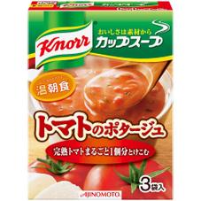 クノールカップスープ 完熟トマトのポタージュ 158円(税抜)