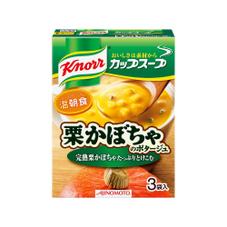 クノールカップスープ 栗かぼちゃのポタージュ 158円(税抜)