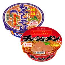 ニュータッチ(チャーシューメン/横浜もやしそば) 78円(税抜)