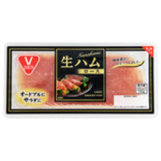 CGCVパック生ハムロース 248円(税抜)