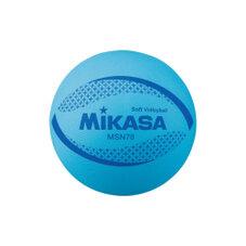 <バレー>ソフトバレーボール[MSN78-BL] 1,620円