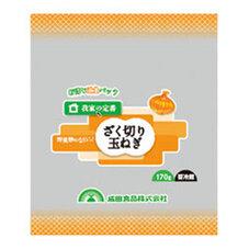 ざく切り玉ねぎ 108円