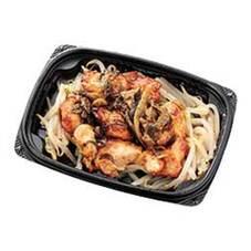 シビれる辛さの高菜チキン 216円