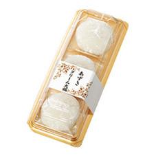 あずきクリーム大福 108円